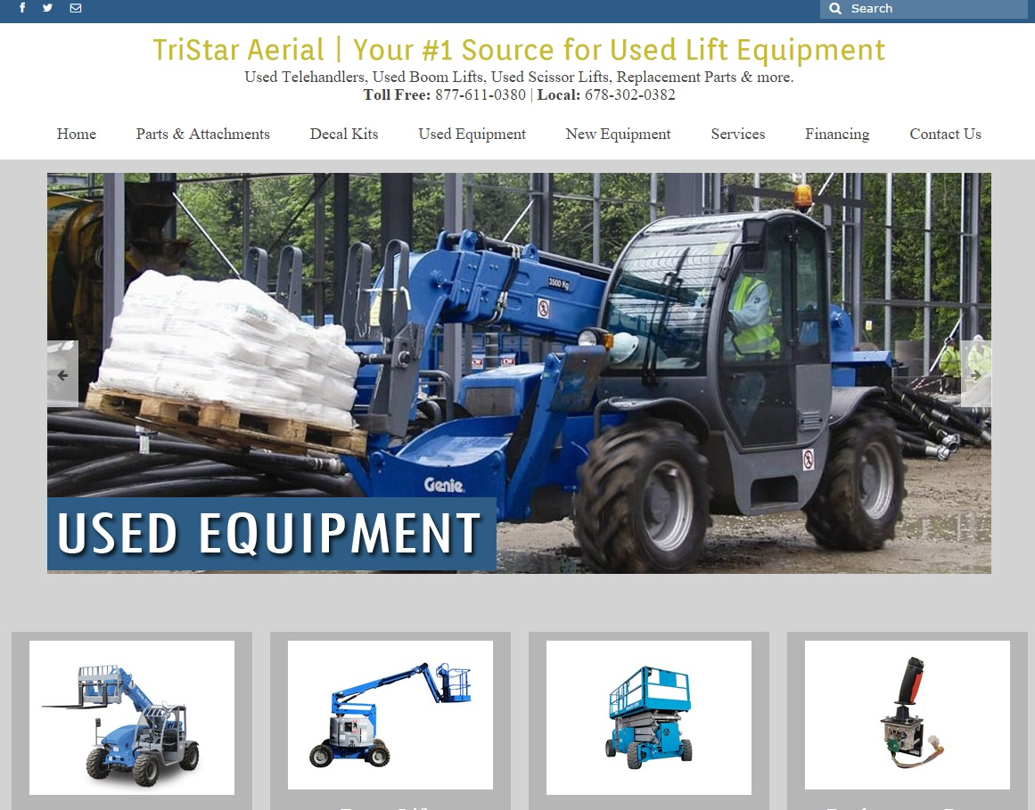 TriStar Aerial LIft & Equipment Sales, Inc.